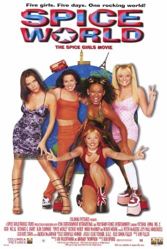 (Spice World: The Movie POSTER Movie (27 x 40 Inches - 69cm x 102cm) (1997) (Style B))