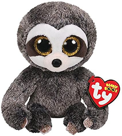Image Unavailable. Image not available for. Color  Ty Dangler Sloth Beanie  Boo 15cm 6bdf877458a9