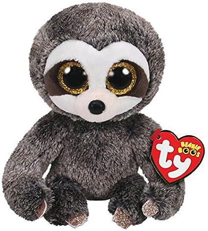 """Ty Beanie Boo Dangler - the sloth regular 6"""""""