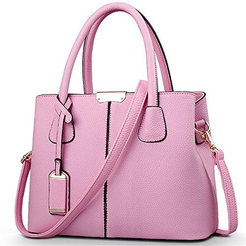 HerHe - Bolsos Mujer Rosa