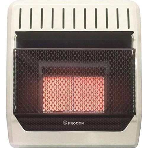 ProCom Infrared Gas Wall Heater - MN2PHG -
