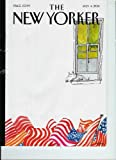 The New Yorker, Volume LXXXVII, No. 119, July 4, 2011 (Cover)