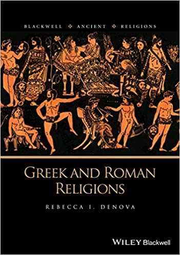 Ancient Greek Religion (Blackwell Ancient Religions)