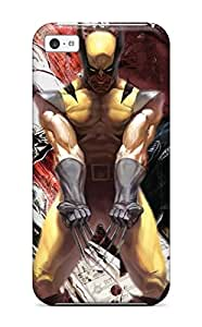 irene karen katherine's Shop Best Iphone High Quality Tpu Case/ Wolverine Case Cover For Iphone 5c