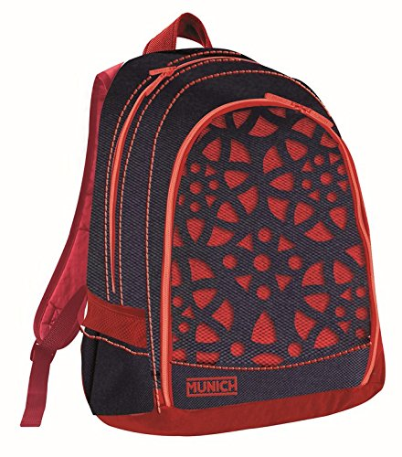 Casual 45 Fantasy cm Daypack liters Fantasy Rojo Casual Red Daypack 19 q1gx6Pw