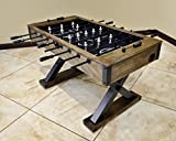 American Heritage Element Foosball Table 545638, Black