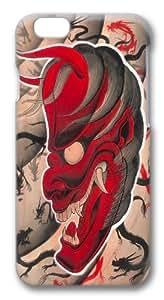 Devil Dragons Custom iphone 6 plus 5.5 inch Case Cover Polycarbonate 3D