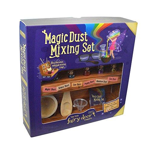 The Irish Fairy Door Company - Magic dust Mixing Set (Pixi Fairy Dust)