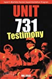 Image de Unit 731: Testimony