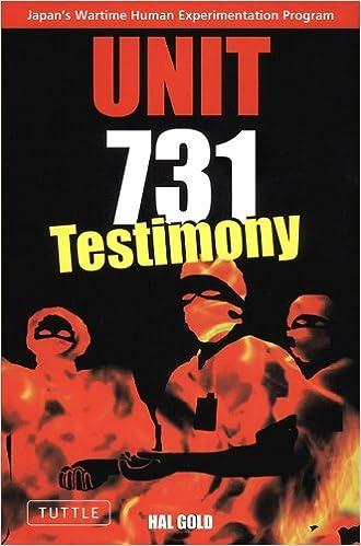 Amazon unit 731 testimony ebook hal gold kindle store fandeluxe Image collections