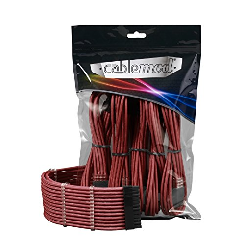 CableMod PRO ModMesh Cable Extension Kit - Blood RED