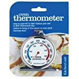 Kitchen Craft KCOVENTH Stainless Steel Oven Thermometer
