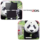 Kung Fu Panda Decorative Video Game Decal Cover Skin Protector for Nintendo 2Ds