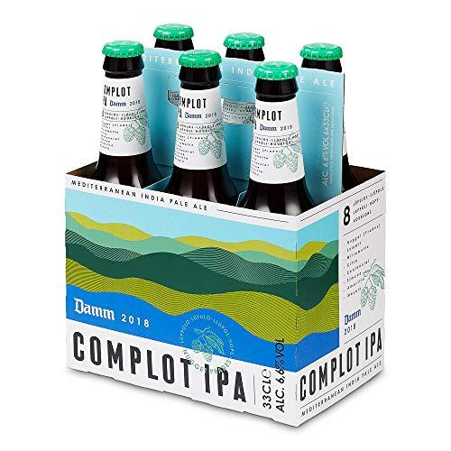 Cerveza Complot IPA Cesta de 6 Botellas 33cl