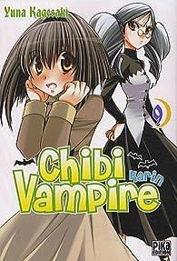 Chibi Vampire Karin, Tome 9 par Yuna Kagesaki