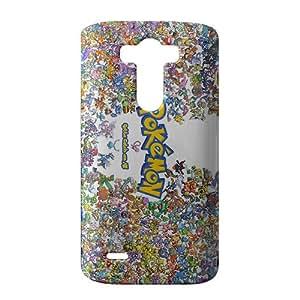 WWAN 2015 New Arrival pokemon 1 generacion 3D Phone Case for LG G3