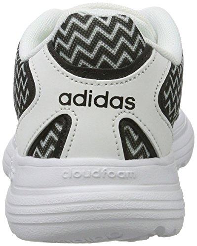 Adidas Neo Cloudfoam Speed Dames Running Sneakers / Schoenen Wit