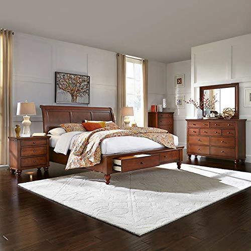 (Ashfield 6-piece Queen Storage Bedroom Set )