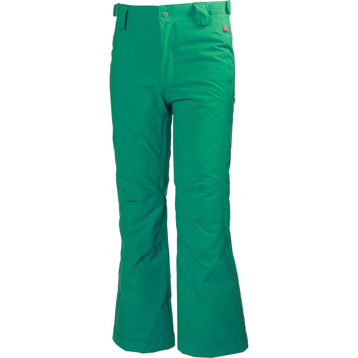 Helly Hansen Junior Kids Legend Insulated Pants, Bright Green, Size 10