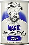 chef pauls blackened seasoning - Meat Magic Seasoning 24oz