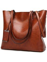 Women Top Handle Satchel Handbags Shoulder Bag Messenger Tote Bag Purse