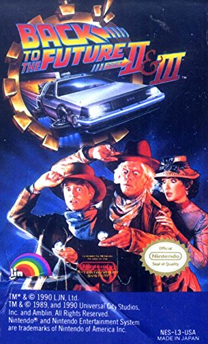 Back to the Future, Part II and III (Back To The Future The Game 2)