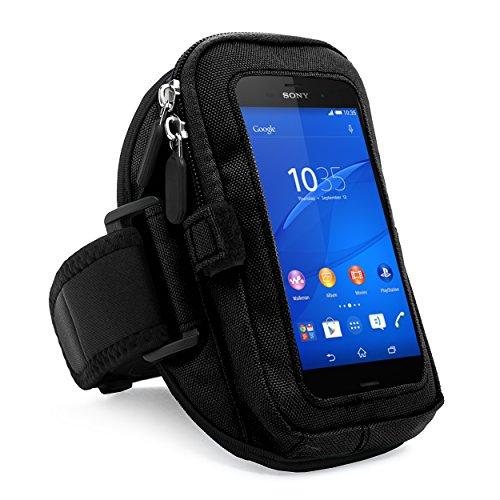 VanGoddy zippered Running removable Armband