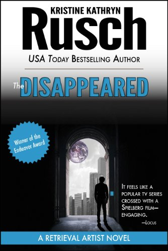 The Disappeared: A Retrieval Artist Novel ()