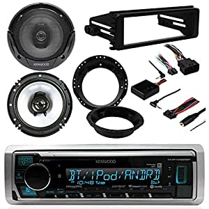 Amazon.com: 96-2013 Kenwood Marine Harley Touring Stereo