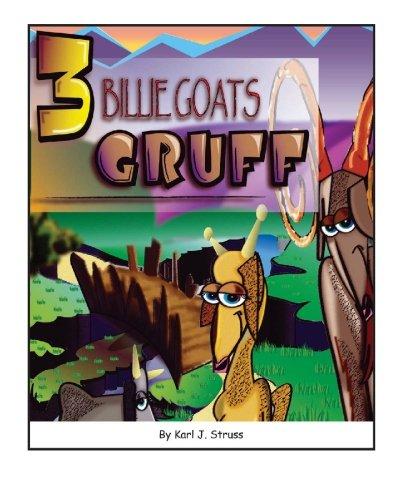 Download 3 Billie Goats Gruff pdf epub