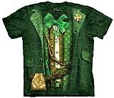 St. Patrick's Day Lucky Leprechaun Suit T-shirt