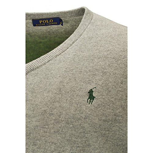 Polo Ralph Lauren Herren Pullover - grau - XL