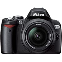 Nikon D40x 10.2MP Digital SLR Camera with 18-55mm f/3.5-5.6G ED II AF-S DX Zoom-Nikkor Lens (OLD MODEL)