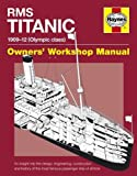 img - for RMS Titanic - 1909-12 (Olympic Class) - Owners' Workshop Manual book / textbook / text book