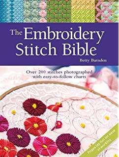 The I Taught Myself Embroidery Book Complete Range Of Articles Home Arts & Crafts