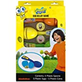 SpongeBob Egg Relay Party Activity Set, Plastic