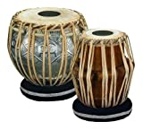 Meinl Percussion TABLA Set with 8 1/2'' Bayan & 5 1/2'' Dayan