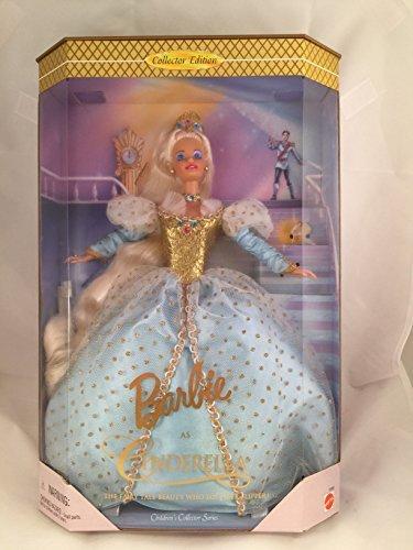 Cinderella Barbie Doll - 4