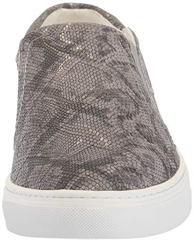 Zehenpartie New Kenneth Damen Mara Spitze Zinnfarben Sneaker YorkKLU8023EB Cole Schlupfschuh F0vwqAp