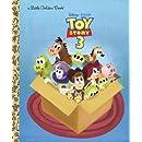 Toy Story 3 (Disney/Pixar Toy Story 3) (Little Golden Book)
