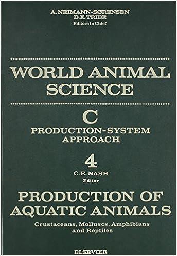 Production of Aquatic Animals: Crustaceans, Molluscs, Amphibians and Reptiles