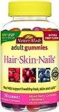 Nature Made Hair, Skin & Nails Adult Gummies 90 Ct
