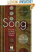 #3: Song: A Guide to Art Song Style and Literature