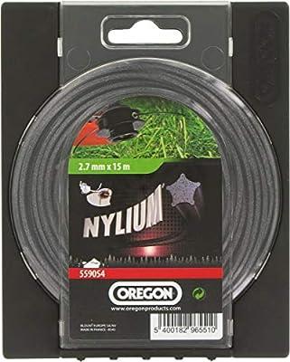 Oregon Nylium Starline - Hilo para recortadora: Amazon.es ...