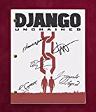 #10: DJANGO UNCHAINED MOVIE SCRIPT W/ REPRODUCTION SIGNATURES FOXX AND WALTZ