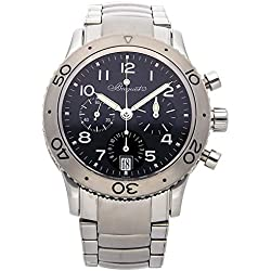 Breguet Type XX Mechanical (Automatic) Black Dial Mens Watch 3820ST/H2/SW9 (Certified Pre-Owned)
