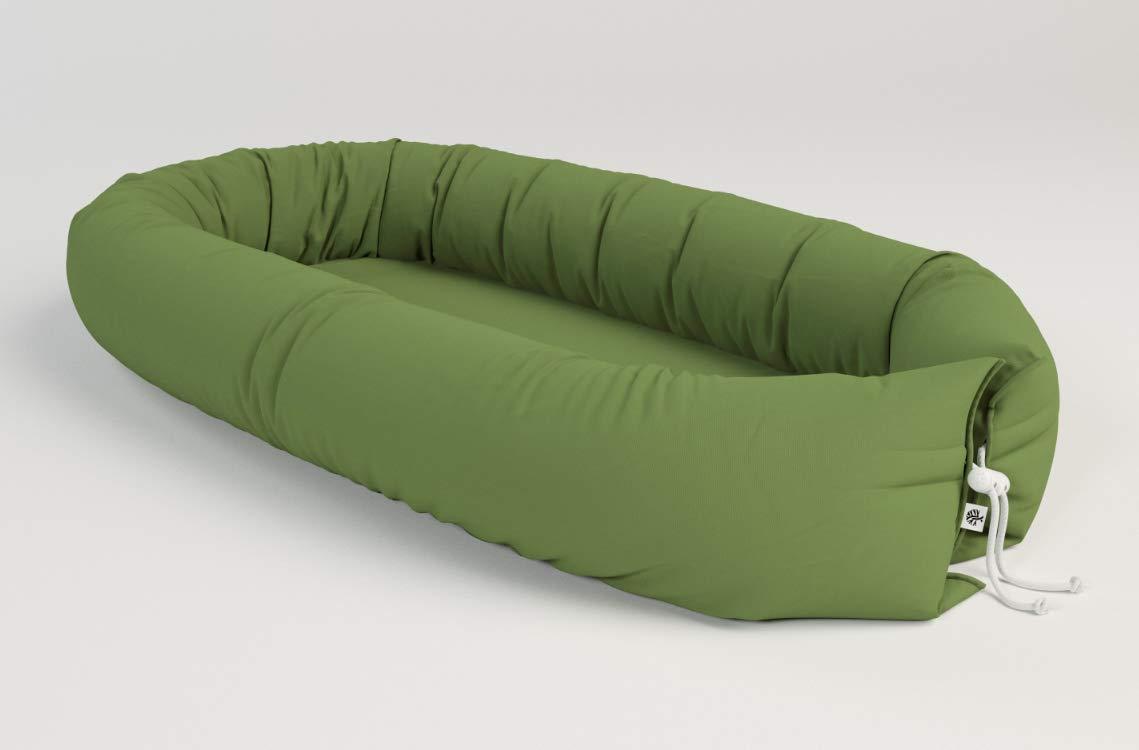 Askr & Embla Sleepod Replacement Cover - Organic & Hypoallergenic 100% Organic Hemp (Dusty Pink) Sleepod Original