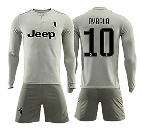 new arrivals ab380 7355f Amazon.com : ZZXYSY Dybala #10 Juventus Men's Away Soccer ...