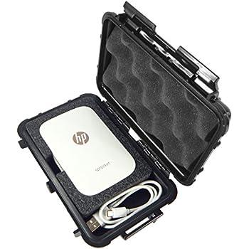 Amazon.com: Caso Diseñado para HP Sprocket Portable Photo ...