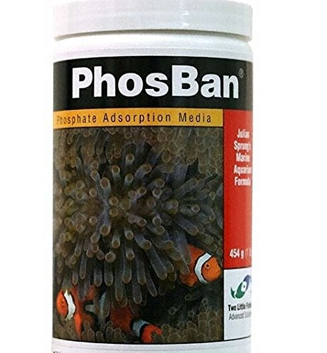 (Two Little Fishies PhosBan Phosphate Removal Media 454 g)